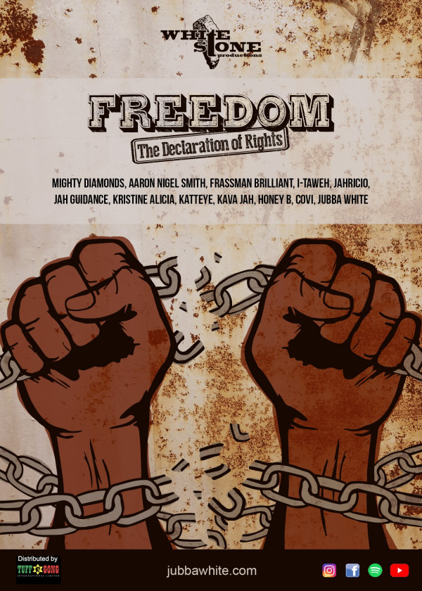 Jubba White - Freedom (Declaration of Rights)
