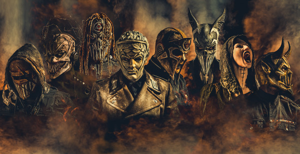 Mushroomhead, A Wonderful Life, metal indus, nouvel album, Napalm Records