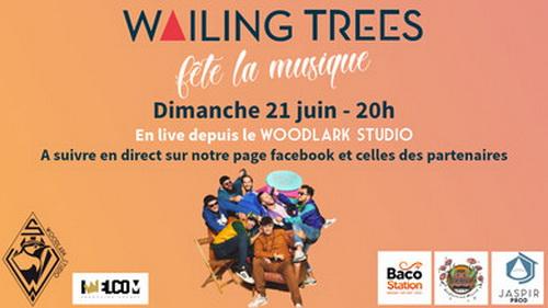 Wailing Trees - Fête de la musique, Live Studio, 21 Juin