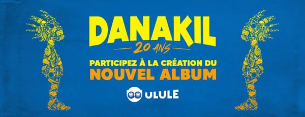 Danakil - Campagne de financement participatif
