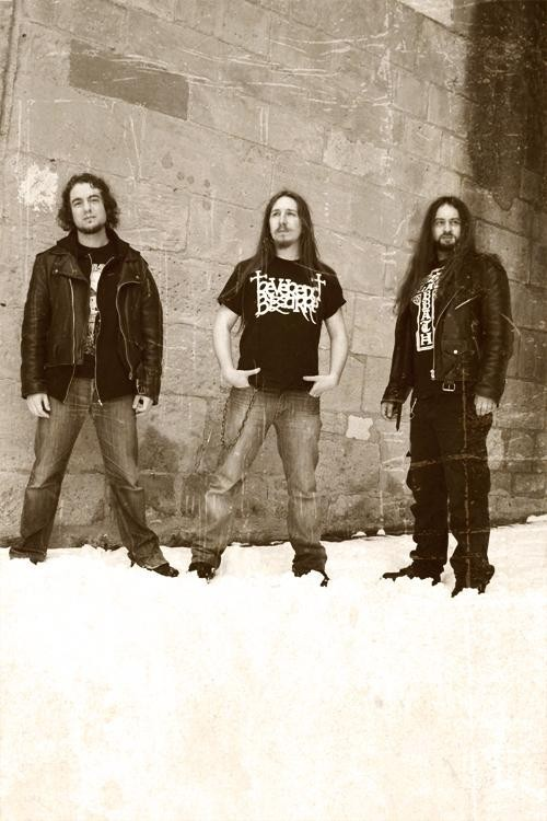 surtr doom metal français pulvis et umbra band pic
