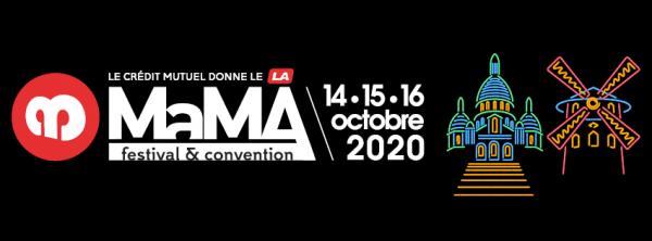 MaMA Festival 2020, la programmation