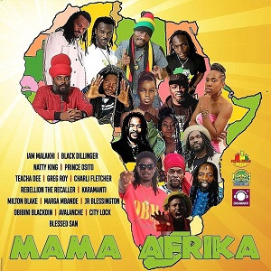 Various Artists - Mama Afrika Riddim