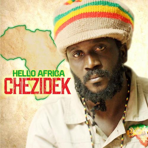 Chezidek - Hello Africa  artwork
