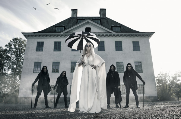 Dark Sarah, Grim, album, 2020, metal, symphonique, cinématique