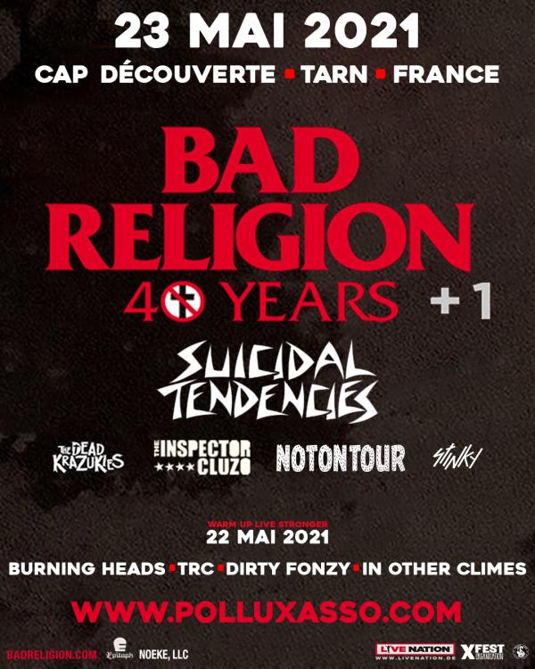 Bad Religion 40+1