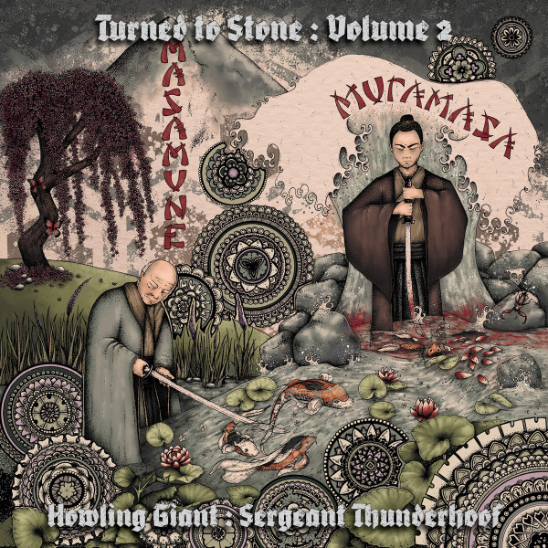 howling giant, sergeant thunderhoof, turned to stone, ripple music, stoner, rock progressif, space rock, post rock