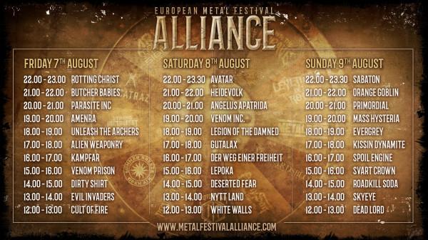 EMFA, European Metal Festival Alliance, 2020, streaming, Motocultor