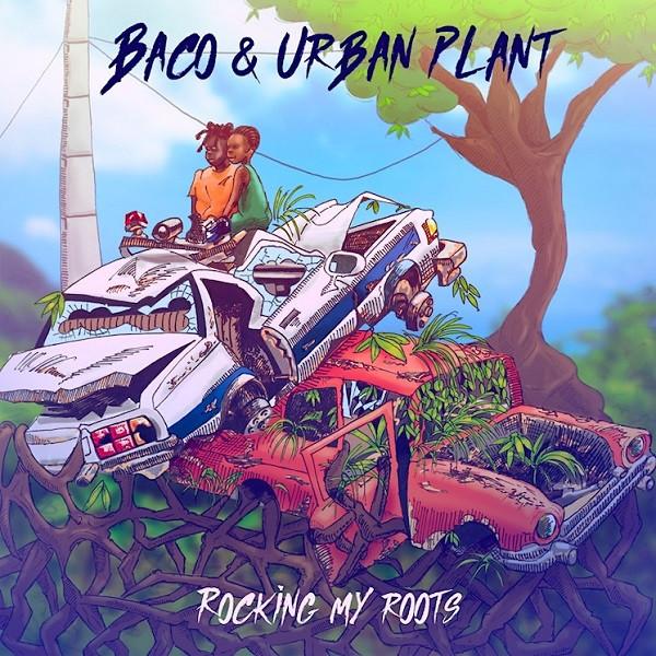 Artwork Rocking My Roots - Baco & Urban Plant