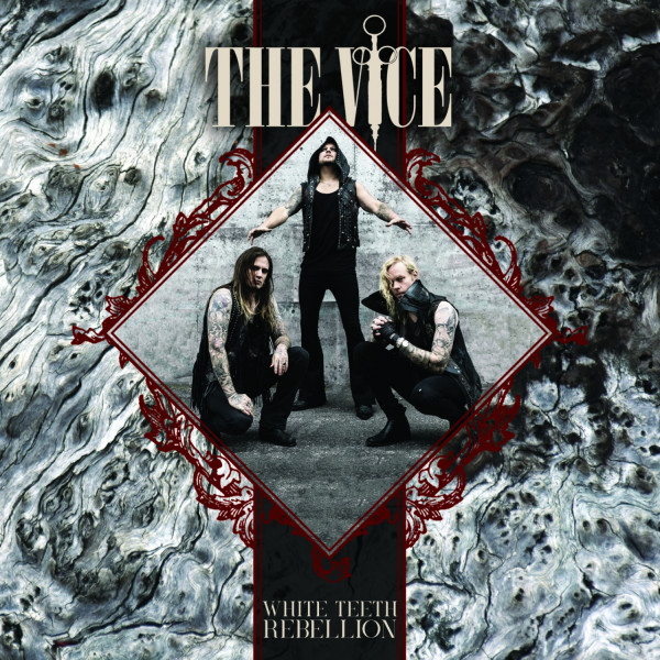 The Vice, White Teeth Rebellion, nouvel album, 2020, black'n'roll, Noble Demon Records