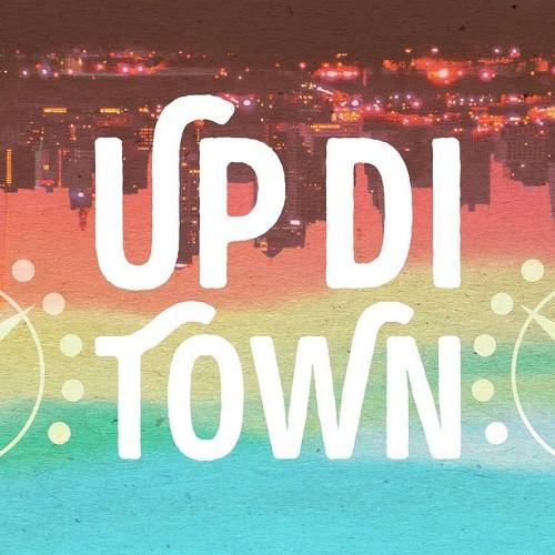 Logo Up Di Town