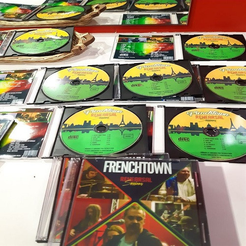 photo EP Rehearsal Sessions - Frenchtown Music