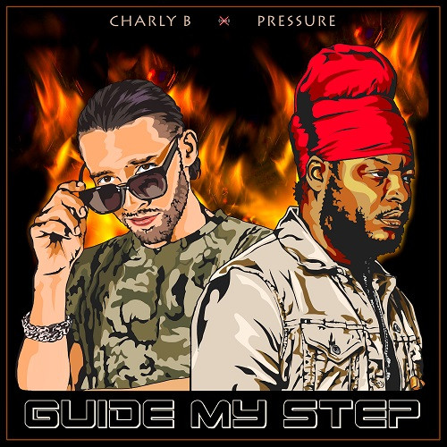 """Artwork """" Guide My Step """" - Charly B x Pressure Busspipe"""