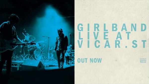 Girl Band, Live at Vicar Street