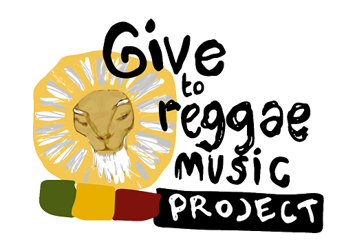Logo Give To Reggae Music Project
