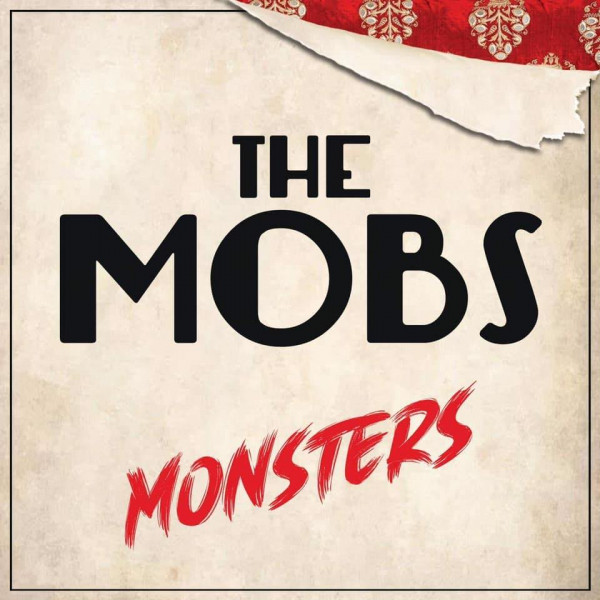 The Mobs, pop punk, rock alternatif, monsters, nouvel album, premier album, 2020