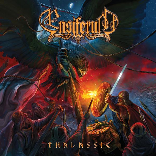 Ensiferum, nouvelle lyric video, Run from the Crushing Tide, Thalassic, Metal Blade Records