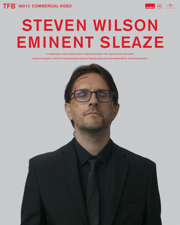 Steven Wilson, progressif, rock progressif, 2020, Eminent Sleaze, The Future Bites, nouvel album, nouveau single