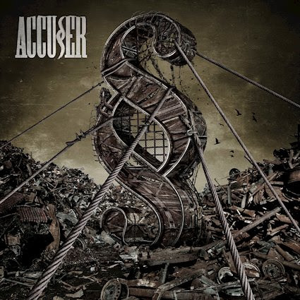 Accuser, Accu§er, nouvel album éponyme, thrash metal, nouvelle video, phantom graves, metal blade records, 2020