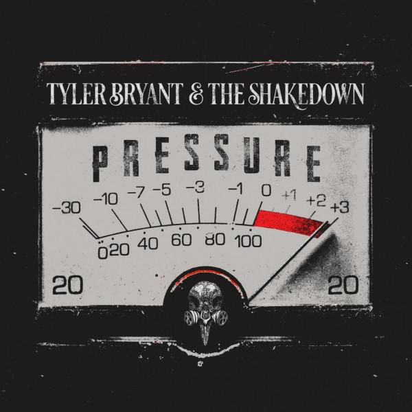 Tyler Bryant & The Shakedown, Pressure, album, rock, blues