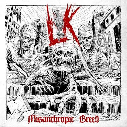 2020, clip, album, death metal, like, morbid fascination, misanthropic breed
