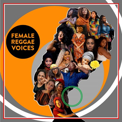 Artwork Female Reggae Voices by Res & Samora