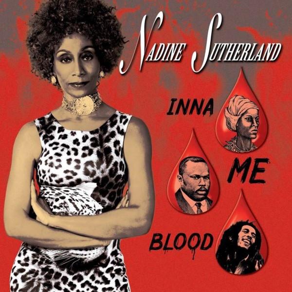 Nadine Sutherland, Inna me blood, ariwa, Mad professor, Black Steel