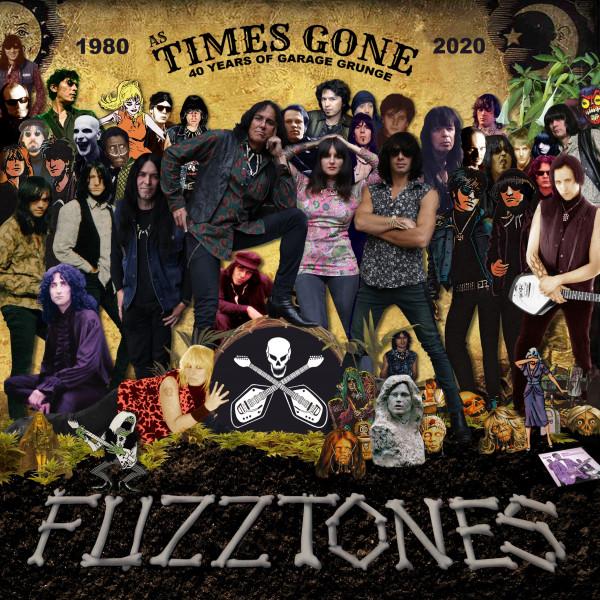 Fuzztones 40 Years
