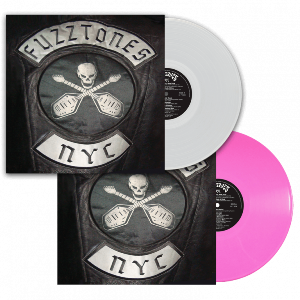 The Fuzztones NYC Vinyl