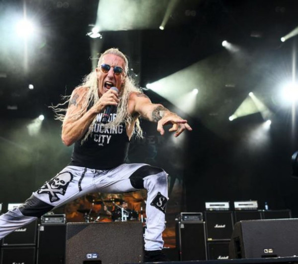 dee snider, twisted sister, 2020, for the love of metal, live, album