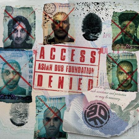 asian dub foundation, access denied, nouvel album