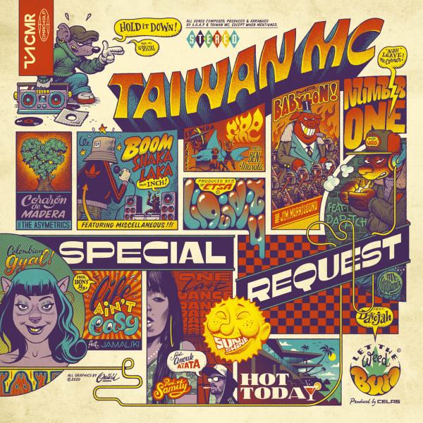 taiwan mc, special request, nouvel album