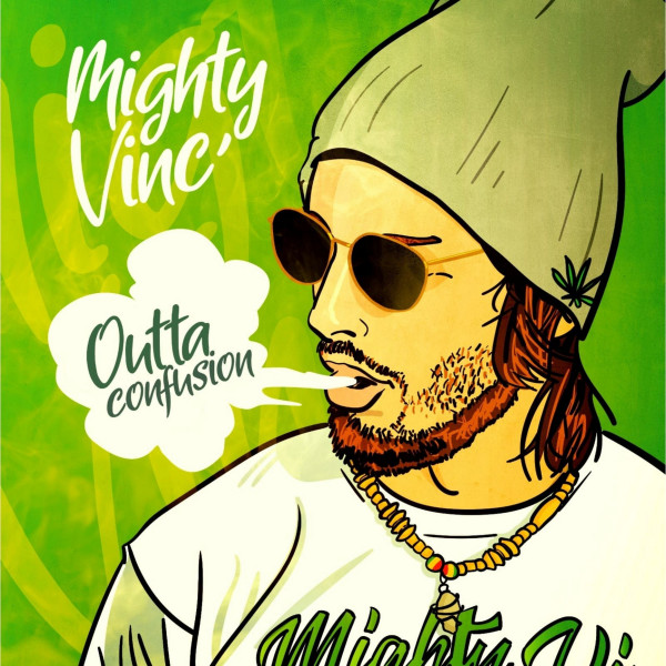 mightyvinc', outta confusion, nouvel album