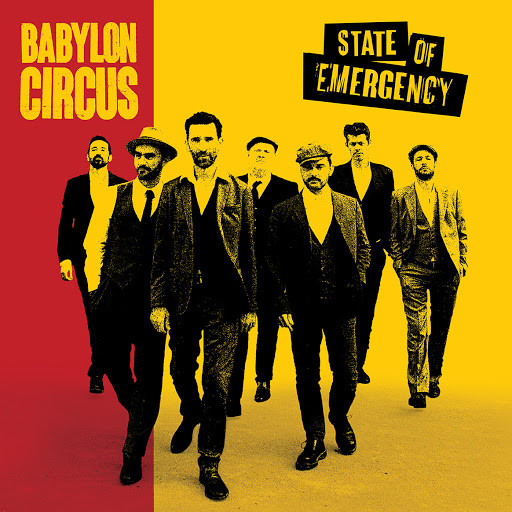 babylon circus, state of emergency, nouvel album