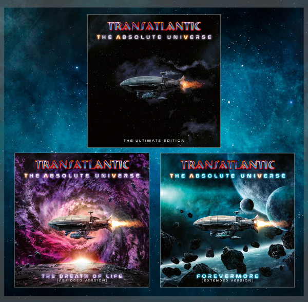 Transatlantic, The Absolute Universe, Dream Theater, Marillion, The Flower Kings, Neal Morse