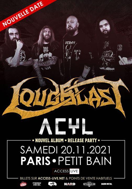 Loudblast, 2021, Manifesto, metal, death