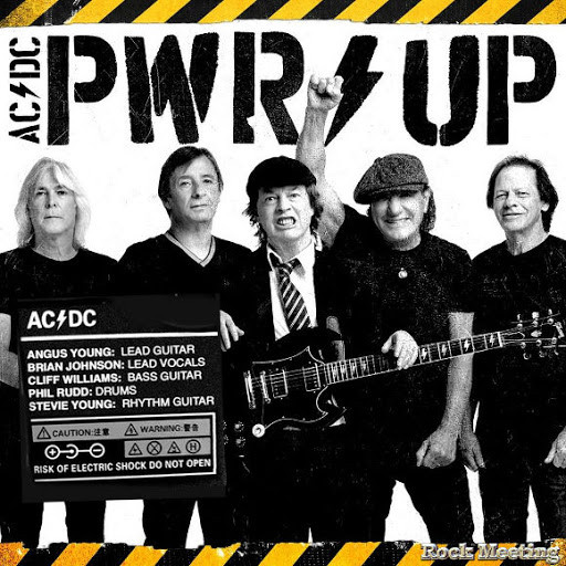ACDC Power Up Promo