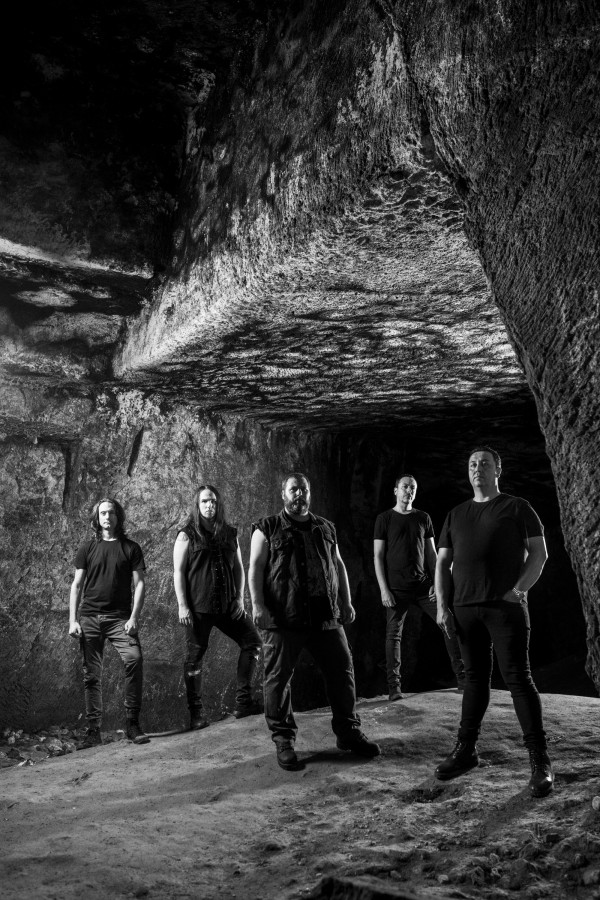 aeolian, the negationist, album, 2020, melodeath, metal, folk, black