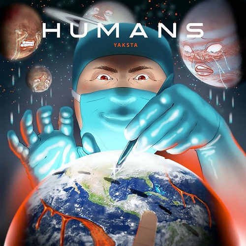 Cover Humans - Yaksta