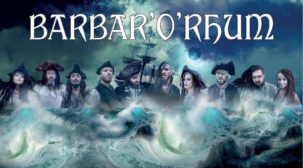 barbar'o'rhum, pirate metal, punk celtique, folk metal, toulouse, france, journal de b'o'r