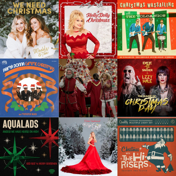 Christmas 2020 Covers