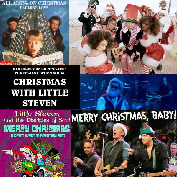 Little Steven Christmas
