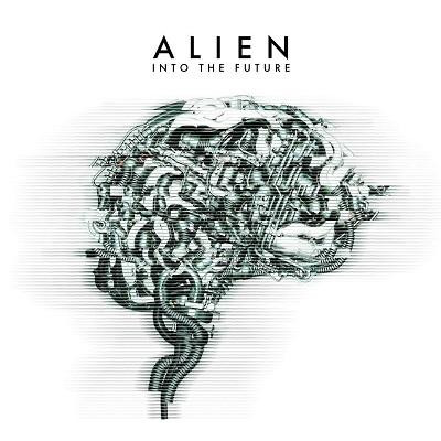 Alien, Into The Future, Hard Rock, 2020, AOR, AorHeaven Records