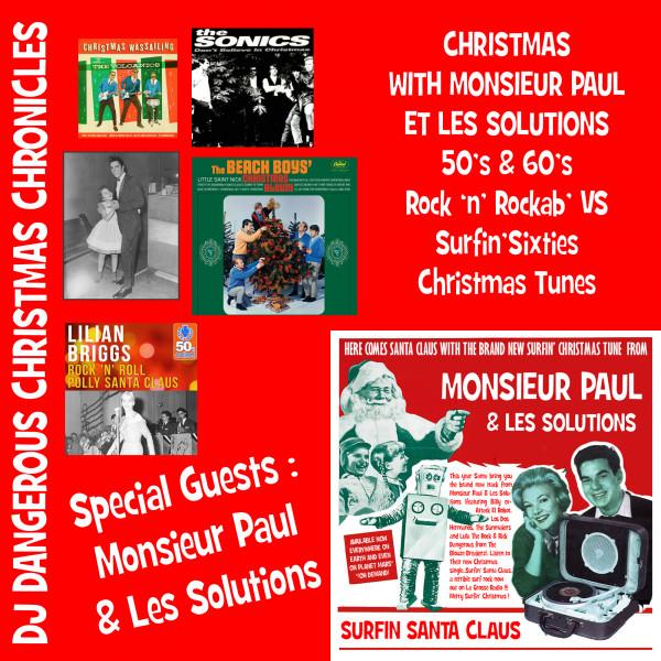 Monsieur Paul & Les Solutions Christmas Podcast