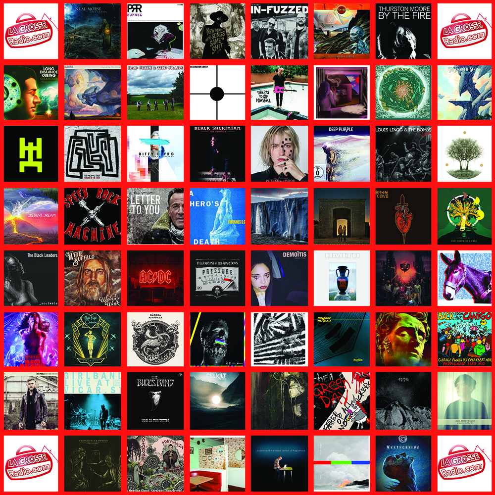 TOP 2019, albums, Bruce Springsteen, green day, romain humeau, ad/dc,Carpenter Brut, fontaines DC, hmltd