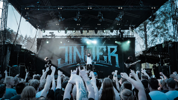 jinjer, alive in mebourne, metal progressif, metal alternatif, tatiana schmaylyuk