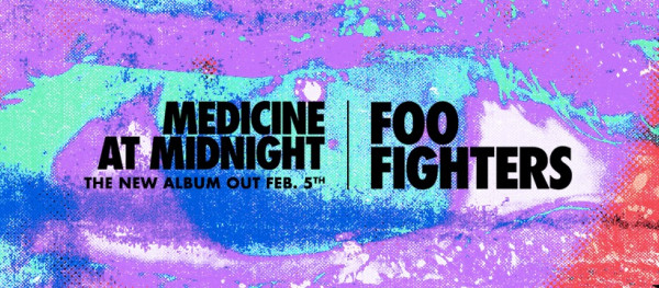 Foo Fighters, Medicine at Midnight, Waiting On A War, Dave Grohl