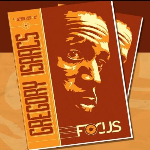 Visuel Focus, livre de James Danino