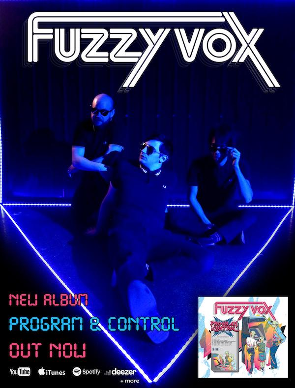Fuzzy Vox © Steve Treguier et Théophile Neuville