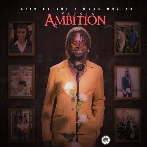 Cover Ambition, single Yaksta